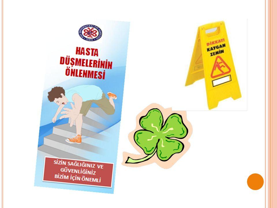 S AĞLıK HIZMETINE BAĞLı ENFEKSIYON RISKININ AZALTıLMASı Sağlık hizmeti ile ilişkili enfeksiyonlar sadece el hijyeninin doğru uygulanması ile çok büyük oranda azaltılabilmektedir.