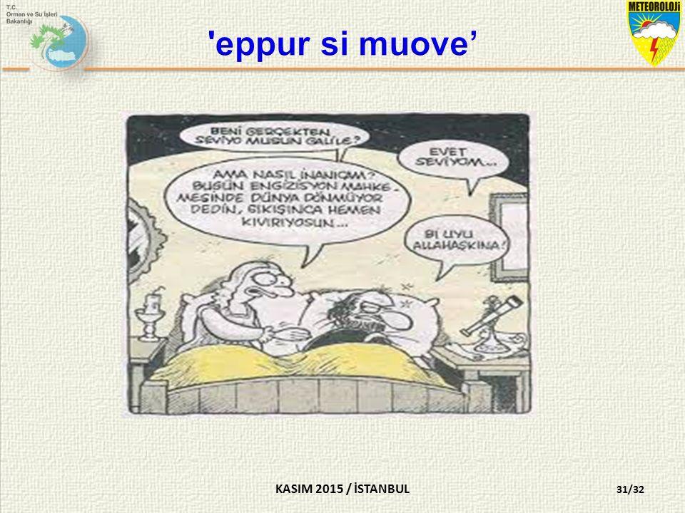 KASIM 2015 / İSTANBUL 31/32
