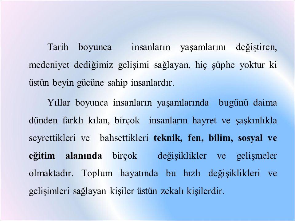 Gümüşhane BİLSEM Öğrencileri Sümeyye Gökçe TANIŞ ve Tuana Sevinç III.