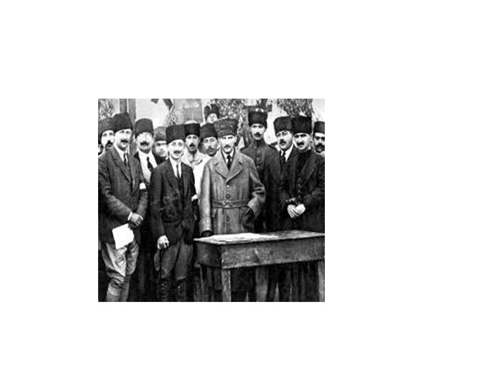 Erzurum Kongresinin Önemi ve Özellikleri: 1- Manda ve himaye reddedilerek ilk kez ulusal egemenliğin koşulsuz olarak gerçekleştirilmesine karar verilmiştir.