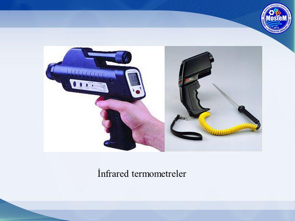 İnfrared termometreler