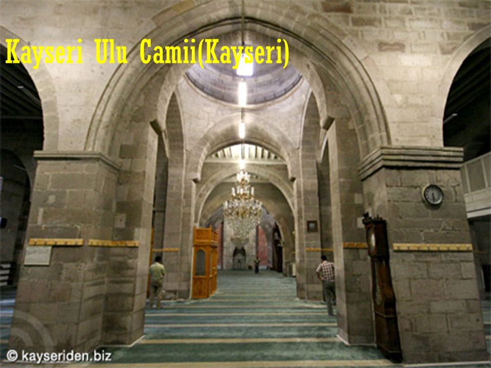 Kayseri Ulu Camii(Kayseri)