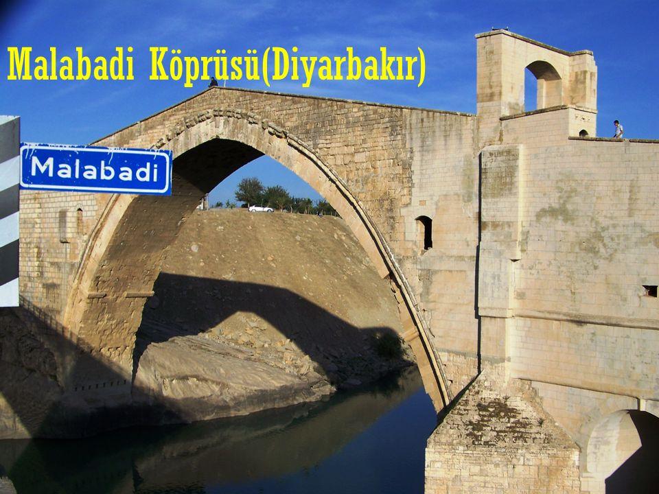 Malabadi Köprüsü(Diyarbakır)