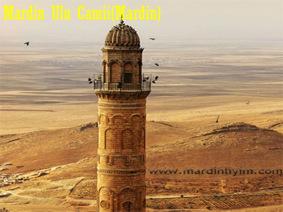 Mardin Ulu Camii(Mardin)