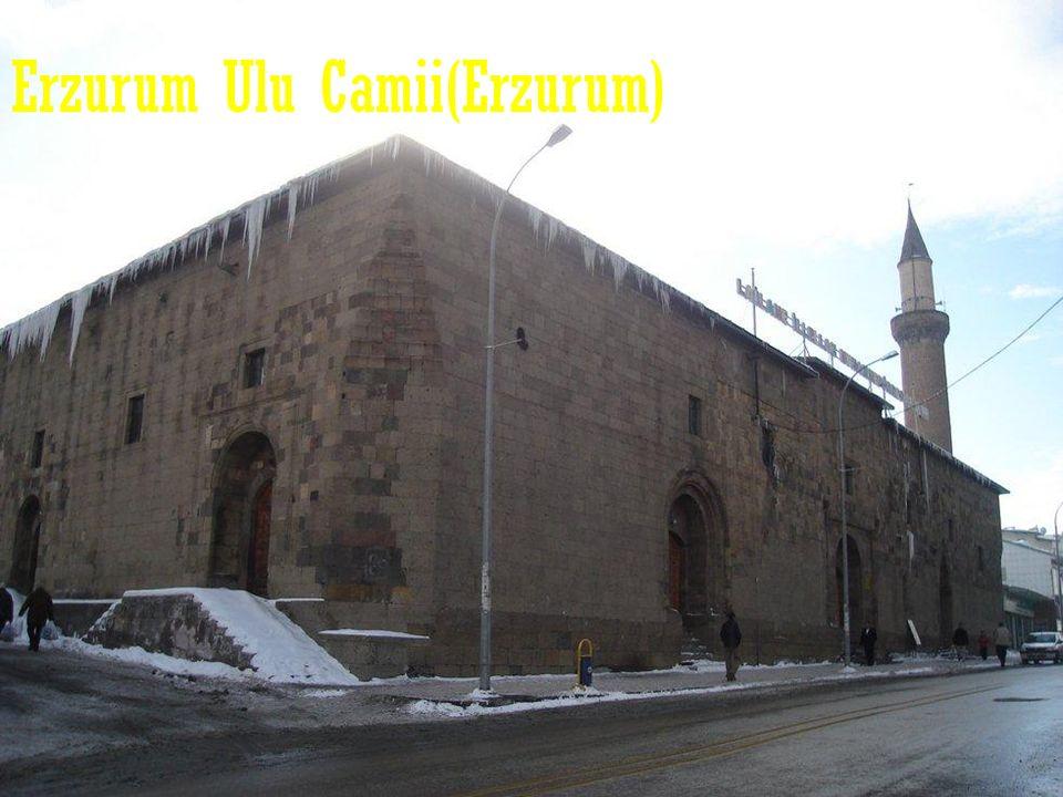 Erzurum Ulu Camii(Erzurum)