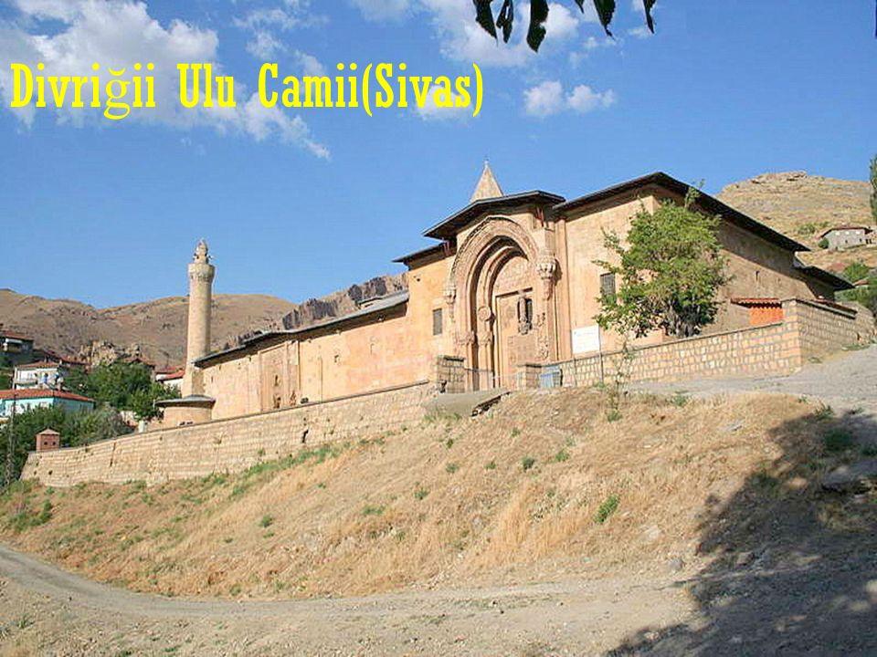 Divriği Ulu Camii Divri ğ ii Ulu Camii(Sivas)