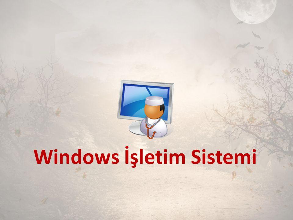 Windows Nedir.