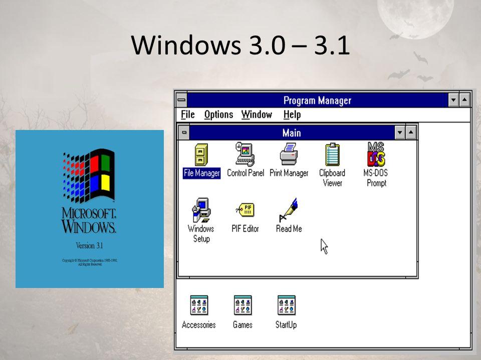 Windows 95 Windows'un 4.sürümüdür. 1995 yılında piyasaya sürülmüştür.