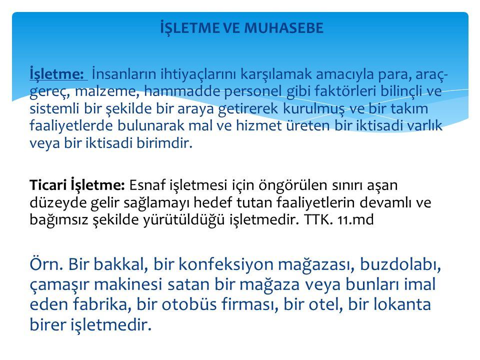 D- ALIŞ İSKONTOLARI Alınan maldan iskonto yapıldığında iskonto faturası KDV.