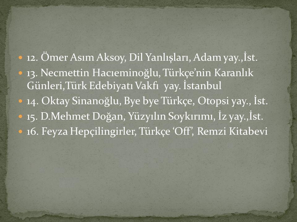 Köprülü-zâde M.Fuat, Divan-ı Türkî-i Basit ve Millî Edebiyat Cereyânının İlk Mübeşşirleri isimli eserinde bu hareketi, divan diline karşı bir tepki olarak değerlendirir… Yukarıdaki şairler tarafından aruz vezniyle, ancak sade bir dille yazılan bu eserler geçici bir heves olarak değil, bilinçli bir tepki olarak değerlendirilebilir…