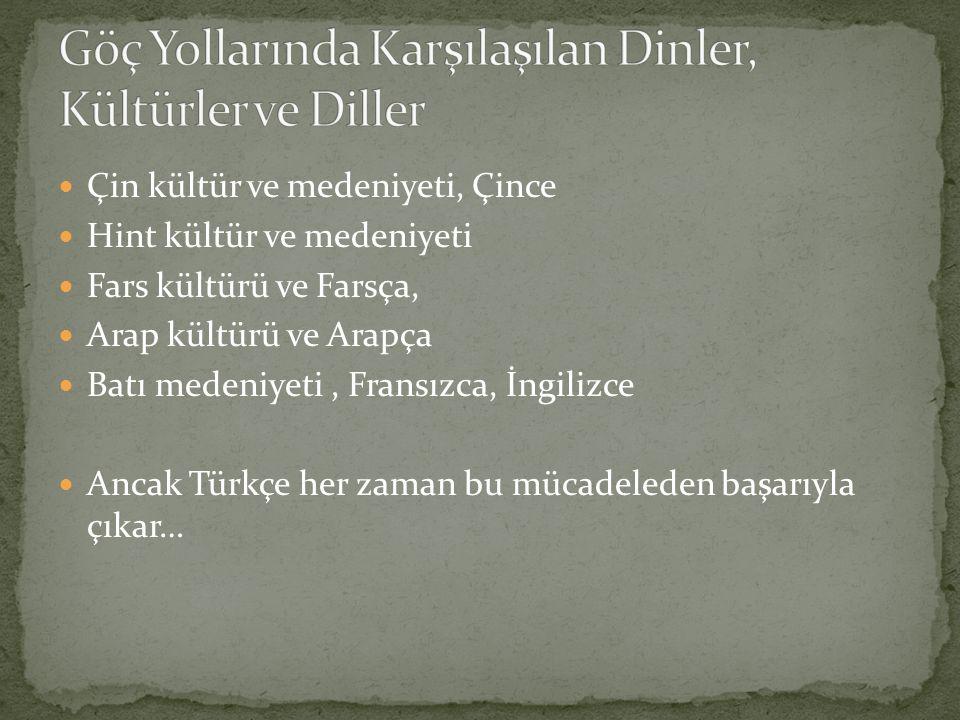 Edebiyat Tarihimizde yapılan dil üzerine tartışmalar, Türk milletinin tarih boyunca yaşadığı medeniyet değiştirme gerçeği ile yakından ilgilidir.