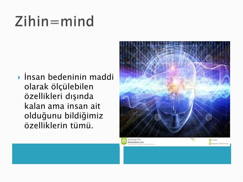  cümle – önerme- sözel –  deneysel –  gözlemsel – telkinler.