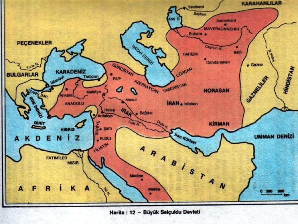 1) Dandanakan Savaşı ( 1040 ) (Büyük Selçuklular - Gazneliler ) Nedeni : Aslan Bey güçlenince Horasan'ı almak istedi.