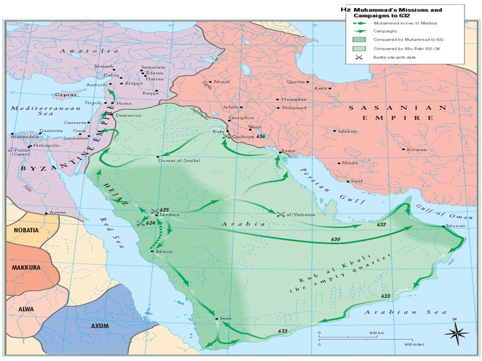 MEKKE DÖNEMİ Hz.Muhammed'e peygamberlik verilmesi -610 I.