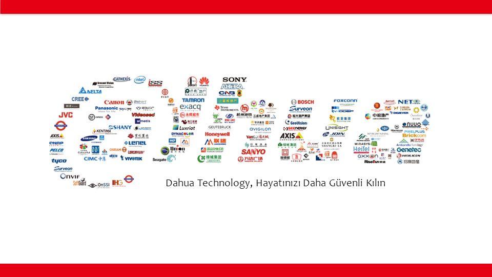 Dahua Technology, Hayatınızı Daha Güvenli Kılın