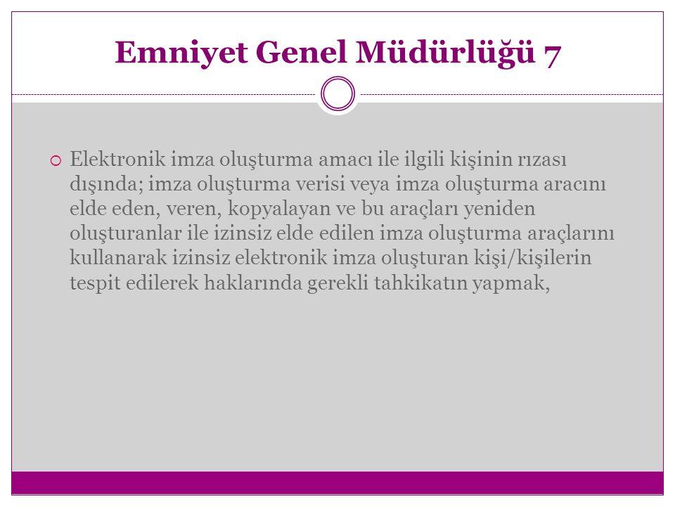 BTİK'in Bazı Görevleri 3 n)İnternet ortamındaki yayınların izlenmesi suretiyle, 5237 sayılı Türk Ceza Kanununda yer alan; intihara yönlendirme (madde 84), çocukların cinsel istismarı (madde 103, birinci fıkra), uyuşturucu veya uyarıcı madde kullanılmasını kolaylaştırma (madde 190), sağlık için tehlikeli madde temini (madde 194), müstehcenlik (madde 226), fuhuş (madde 227), kumar oynanması için yer ve imkân sağlama (madde 228) suçları ile 5816 sayılı Atatürk Aleyhine İşlenen Suçlar Hakkında Kanunda yer alan suçların işlenmesini önlemek için izleme ve bilgi ihbar merkezi dâhil, gerekli her türlü teknik altyapıyı kurmak veya kurdurmak, bu altyapıyı işletmek veya işletilmesini sağlamak,