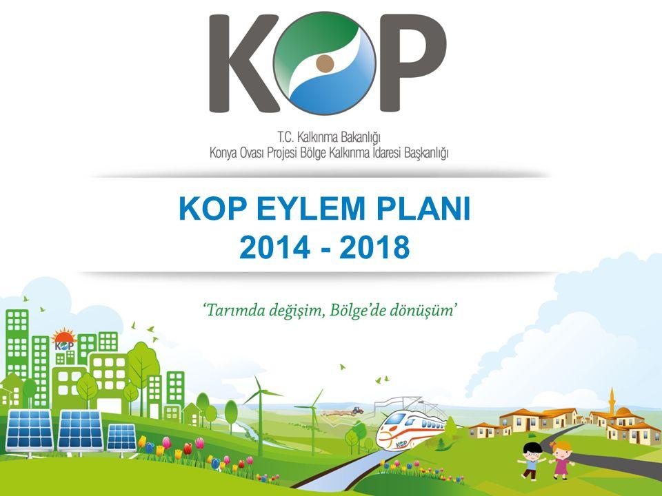 (USUL ESASLAR) İdarenin, KOP Eylem Planının stratejik önceliklerine göre belirleyeceği konularda, üniversiteler, araştırma kuruluşları veya sivil toplum kuruluşlarıyla işbirliği halinde projelendirilmiş teorik ve pratik bileşenleri olan eğitim, yayım programlarına öncelik verilir.
