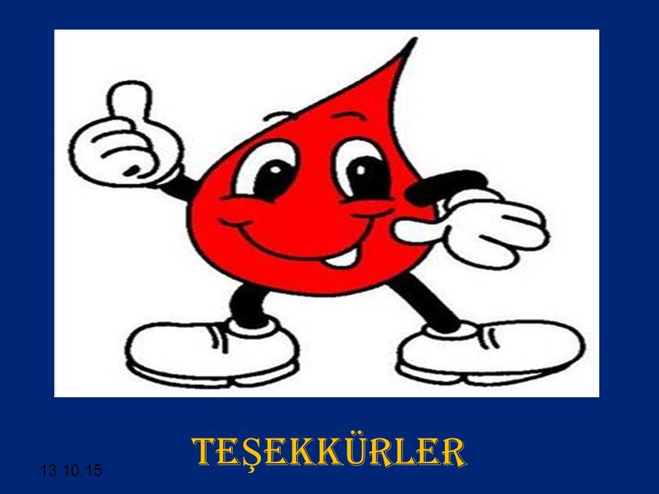 TE Ş EKKÜRLER 13.10.15