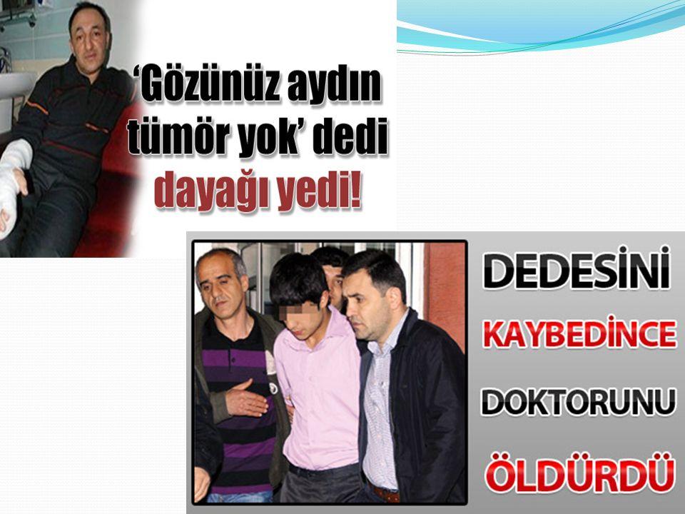 ADLİ(CEZAİ) SORUŞTURMA TCK 81.Kasten Öldürme TCK 83.