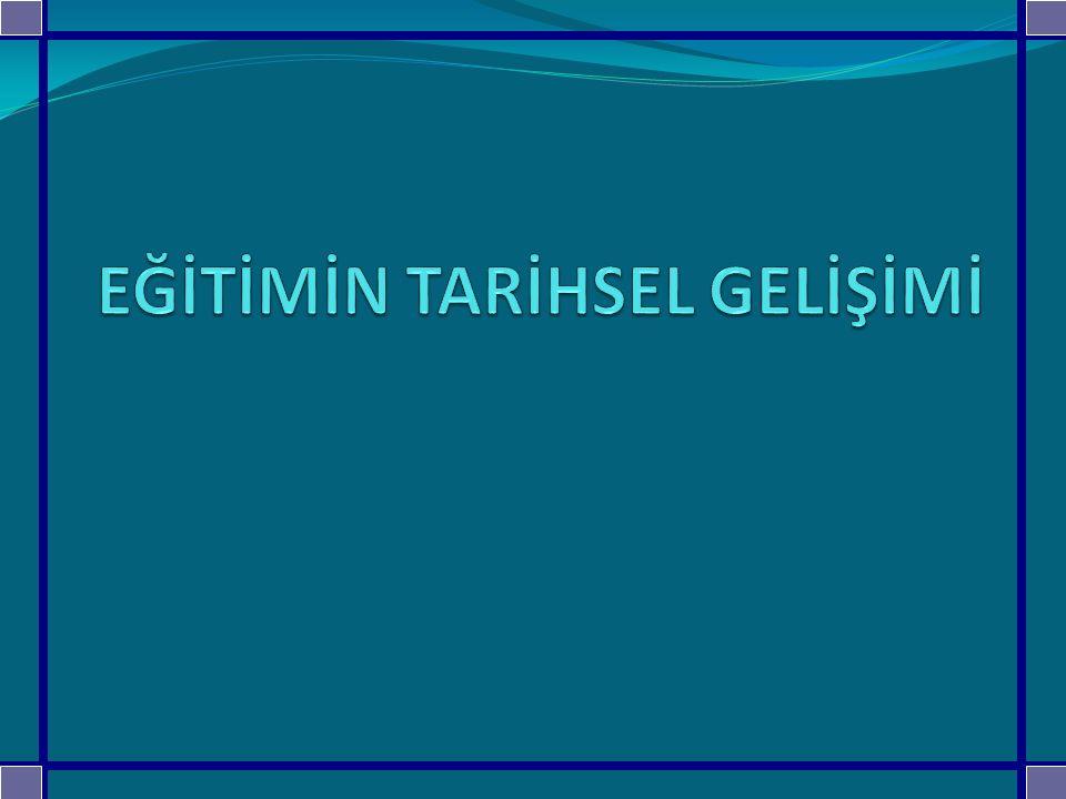 Atatürk eğitimim bilimsel ilkelere uygun biçimde ve ulusal temelde ele alınması gerektiğine inanmış ve eğitim sisteminin bu yönde şekillenmesi için uğraş vermiştir.