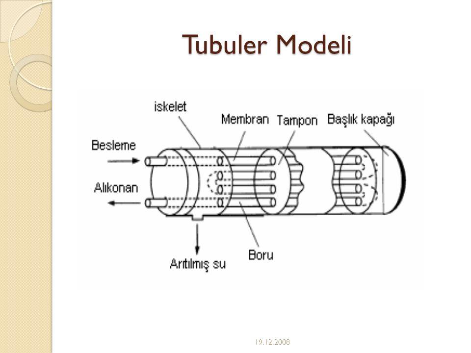 Tubuler Modeli 19.12.2008