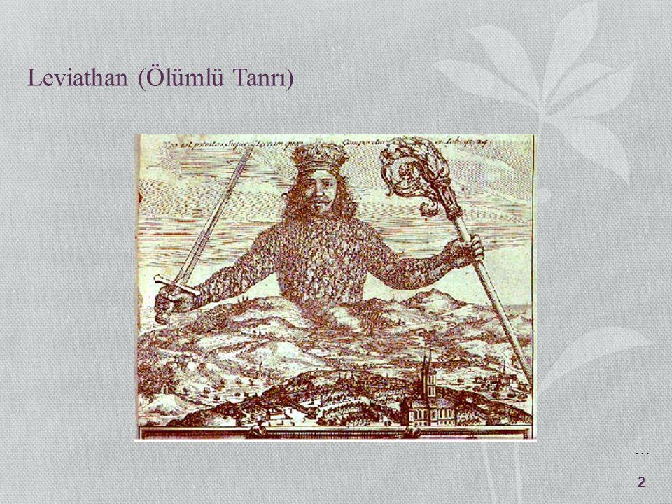 Leviathan (Ölümlü Tanrı) … 2