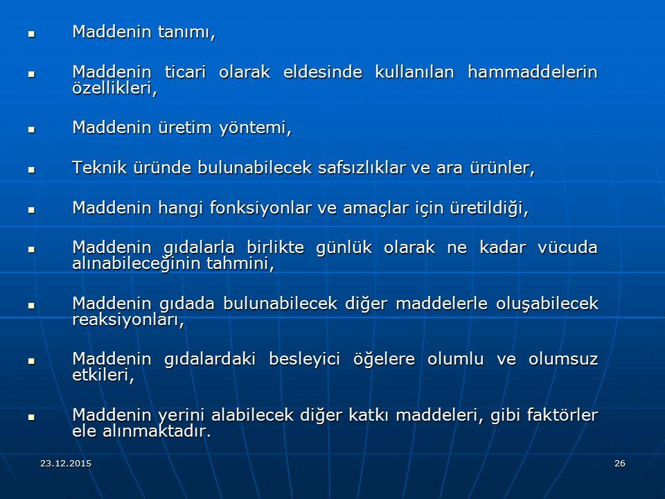 23.12.201526 Maddenin tanımı, Maddenin tanımı, Maddenin ticari olarak eldesinde kullanılan hammaddelerin özellikleri, Maddenin ticari olarak eldesinde