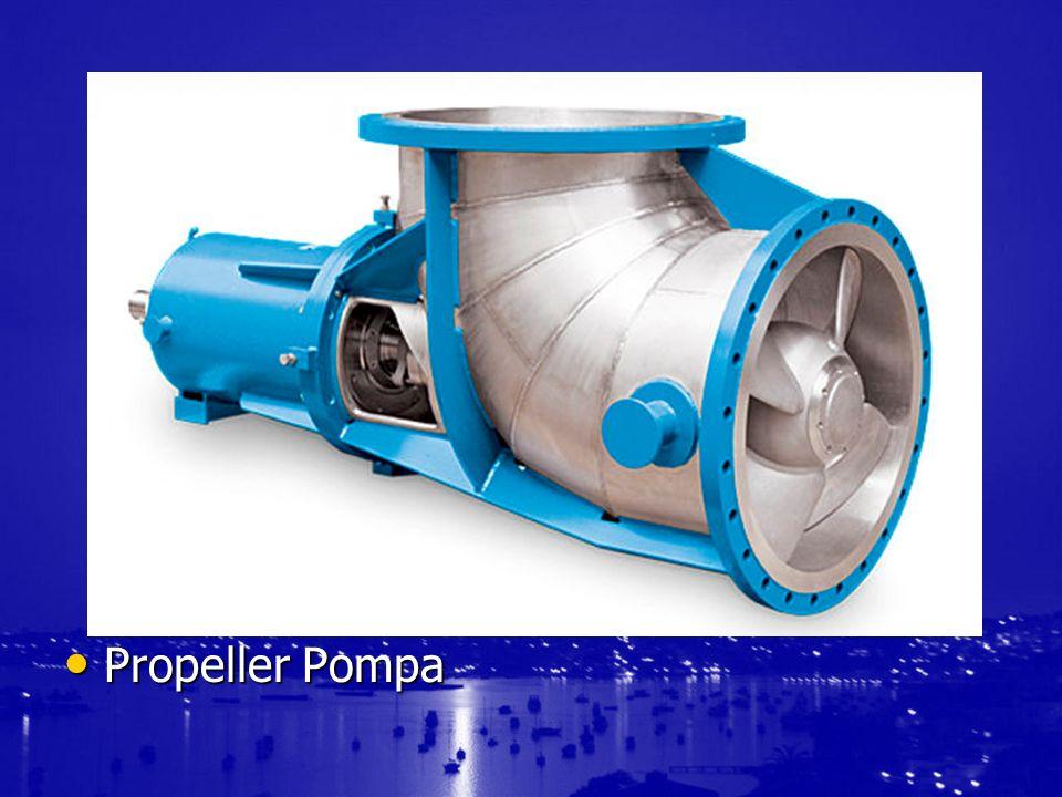 Propeller Pompa Propeller Pompa