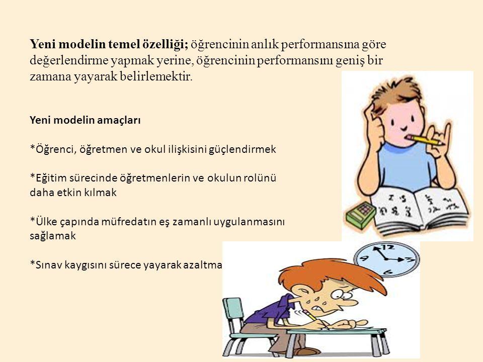 Sınava hazırlık bir takım oyunudur ve anne-baba bu takımın bir parçasıdır.
