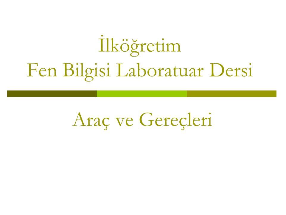  Diseksiyon iğnesi sivri uçlu, biyolojik konularda bitki ve hayvan dokularını inceleme sırasında kullanılır.