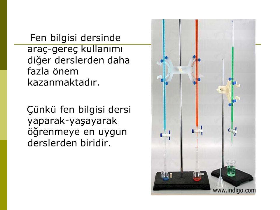 Süzgeç Kağıdı Süzgeç Kağıdı : Karışımlardaki katıları sıvılardan ayırmak için kullanılır.