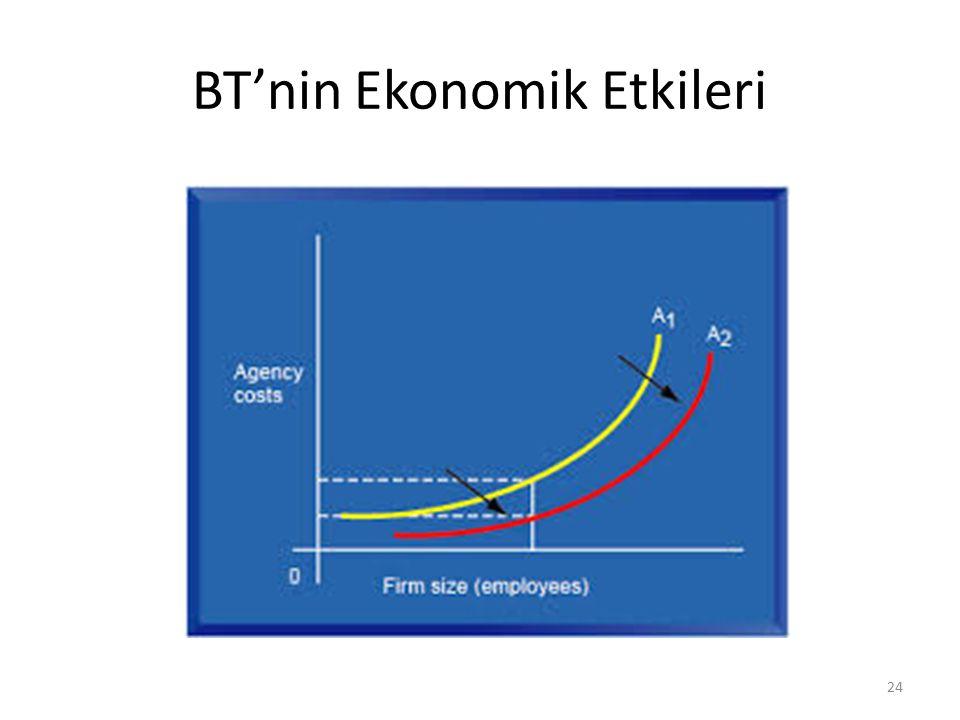 BT'nin Ekonomik Etkileri 24