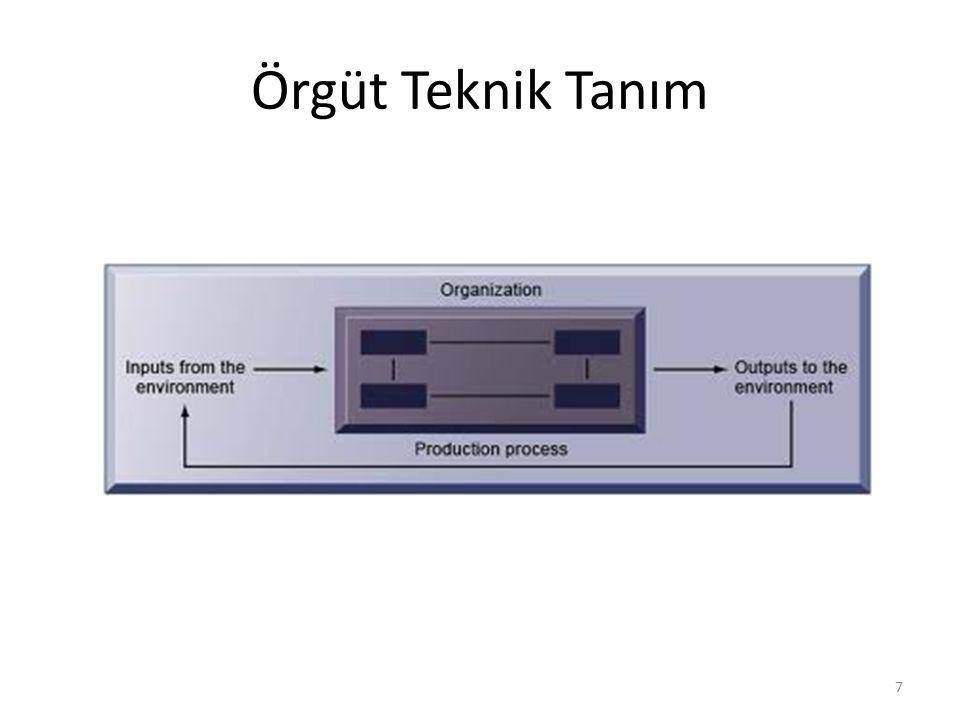 Örgüt Teknik Tanım 7
