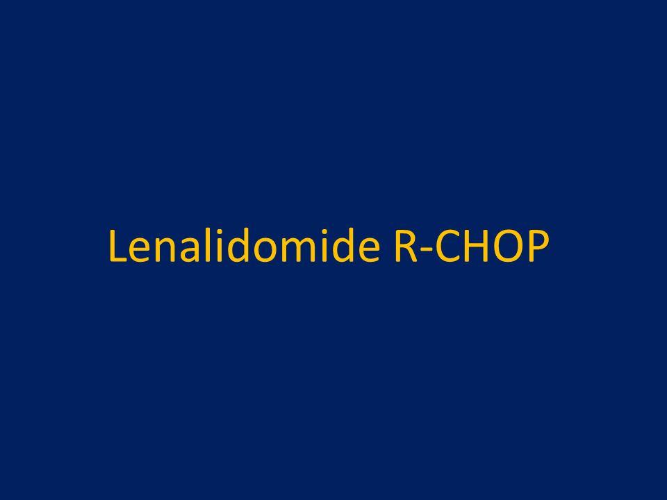 Lenalidomide R-CHOP