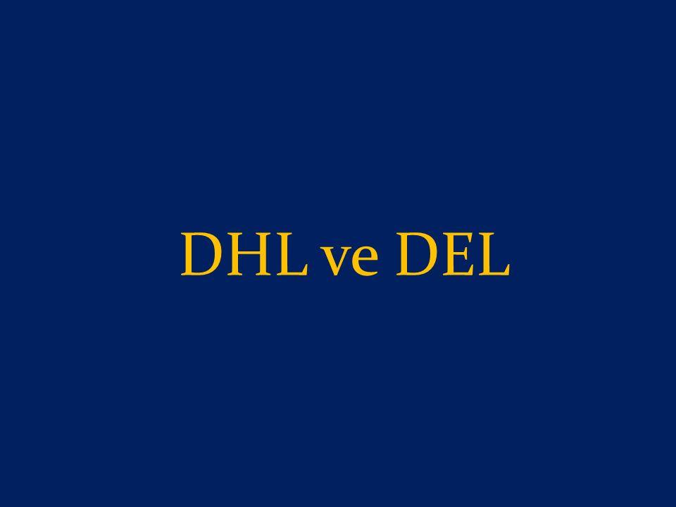 DHL ve DEL