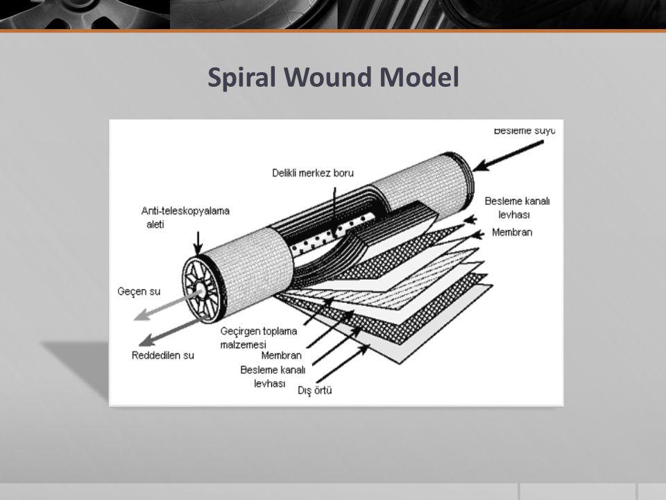 Spiral Wound Model