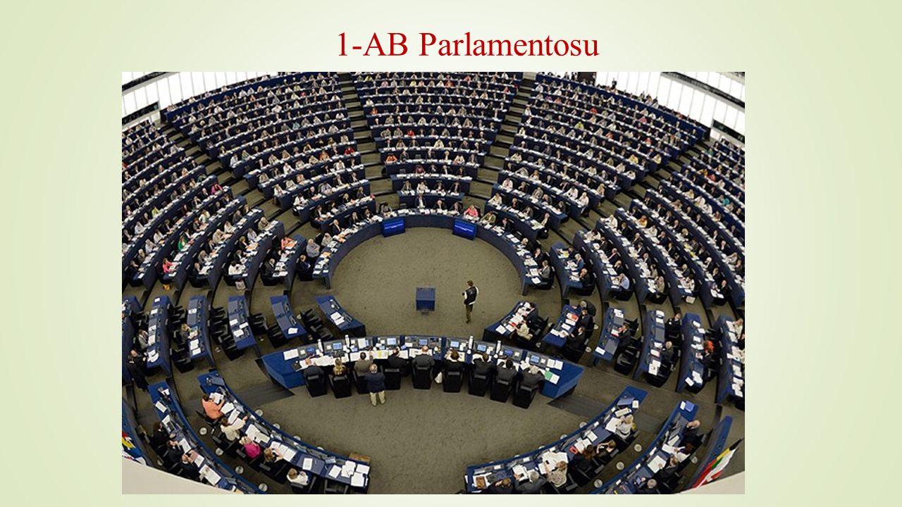 AB'nin en üst yetkili siyasi kurumudur.Yasama ve yürütme gücü yoktur.