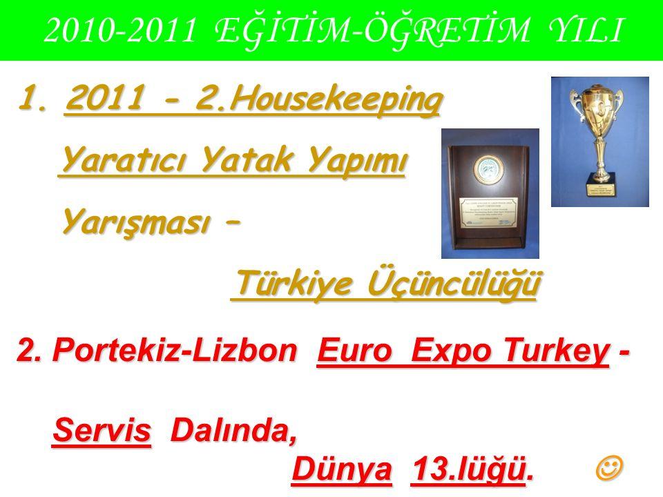 2010-2011 EĞİTİM-ÖĞRETİM YILI 1.