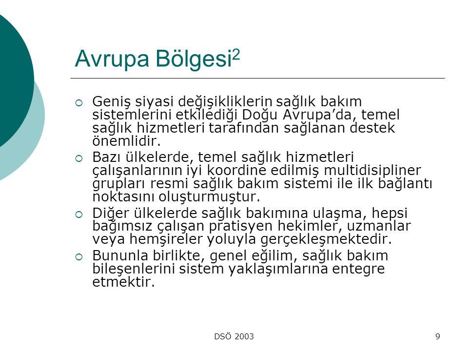 Metin 200260  Başka bir çaba da 1989'da Türkiye'de bir ulusal sağlık politikası geliştirilmesi çabasıdır.