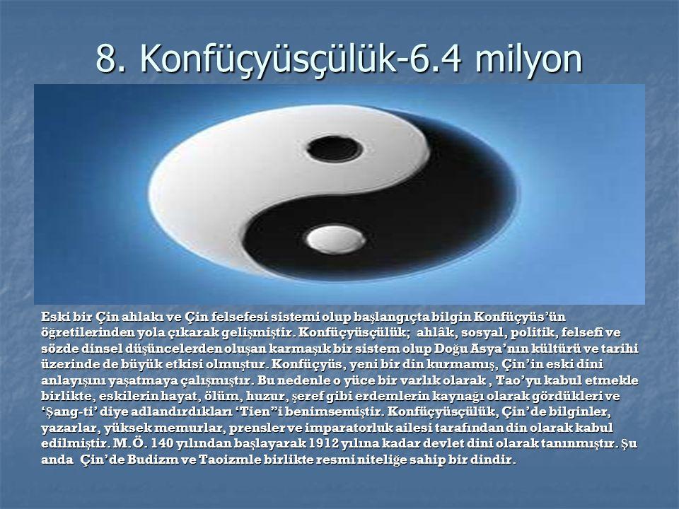 7.Bahailik-7 milyon 19.