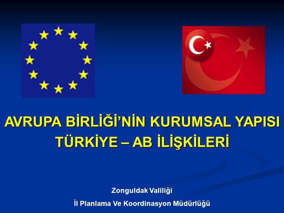 Türkiye – AB İlişkileri Türkiye-AB İlişkileri Referans Belgeleri İlerleme Raporları Aday ülkenin katılım yönünde kaydettiği ilerlemeye ilişkin sunulan düzenli raporlar.