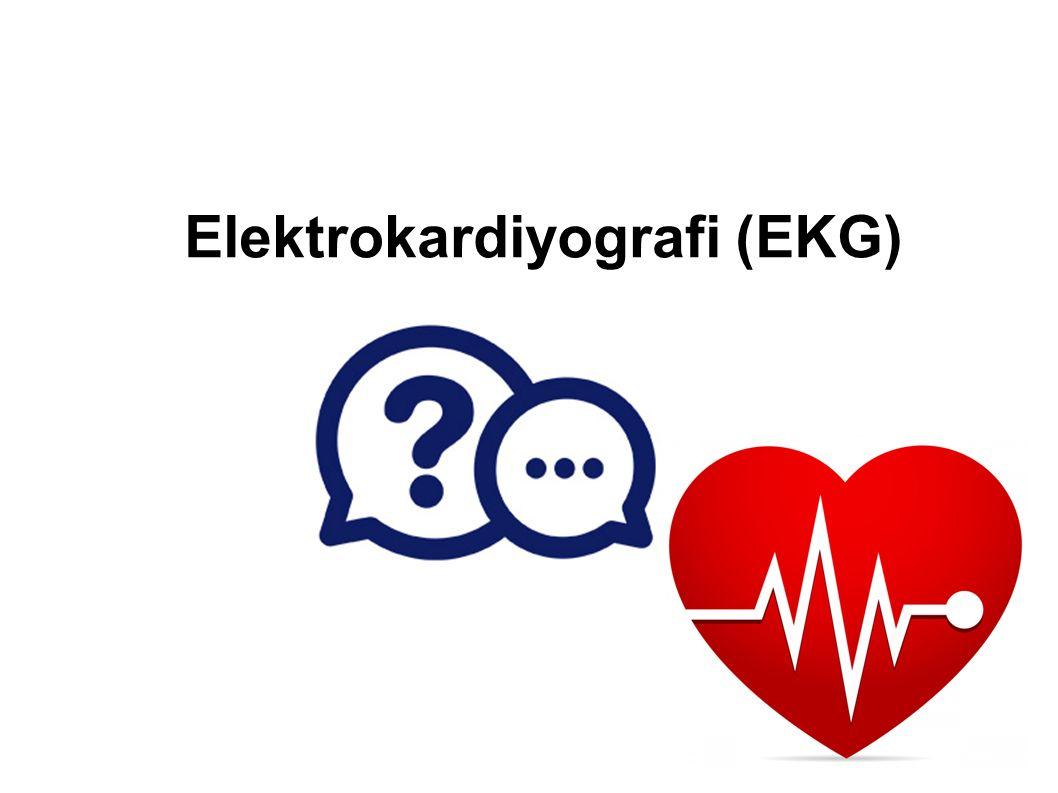 Ek Derivasyonlar Posterior derivasyonlar: V7, V8, V9 Sağ derivasyonlar: Özellikle V4R Girişimsel derivasyonlar: Transvenöz pacemaker, perikardiyosentez