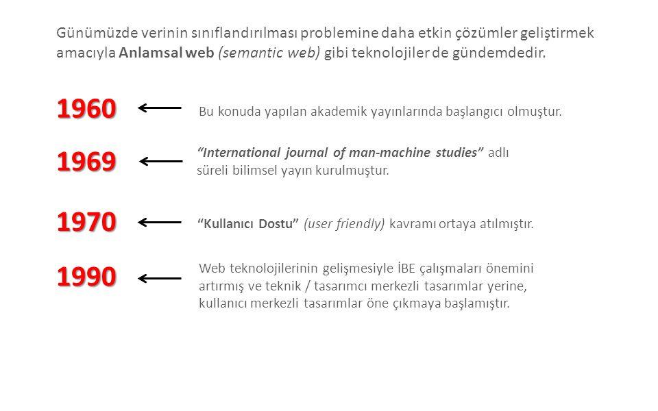 Bu konuda yapılan akademik yayınlarında başlangıcı olmuştur. Günümüzde verinin sınıflandırılması problemine daha etkin çözümler geliştirmek amacıyla A