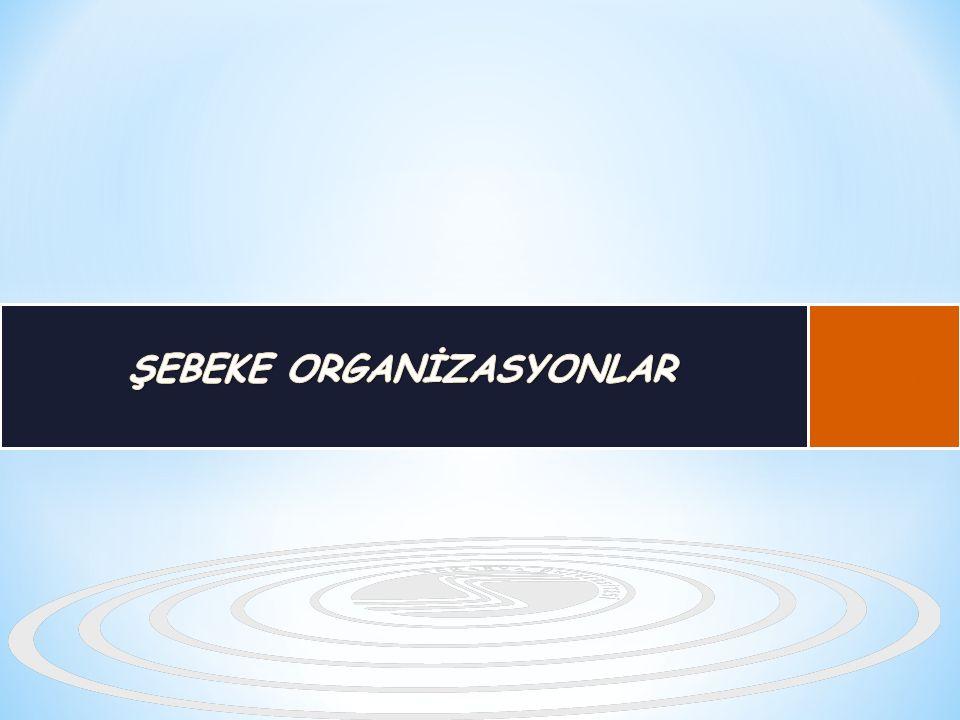* Toplumsal, ekonomik ve teknolojik tüm gelişmeler organizasyonları farklı şekillerde etkilemektedir.