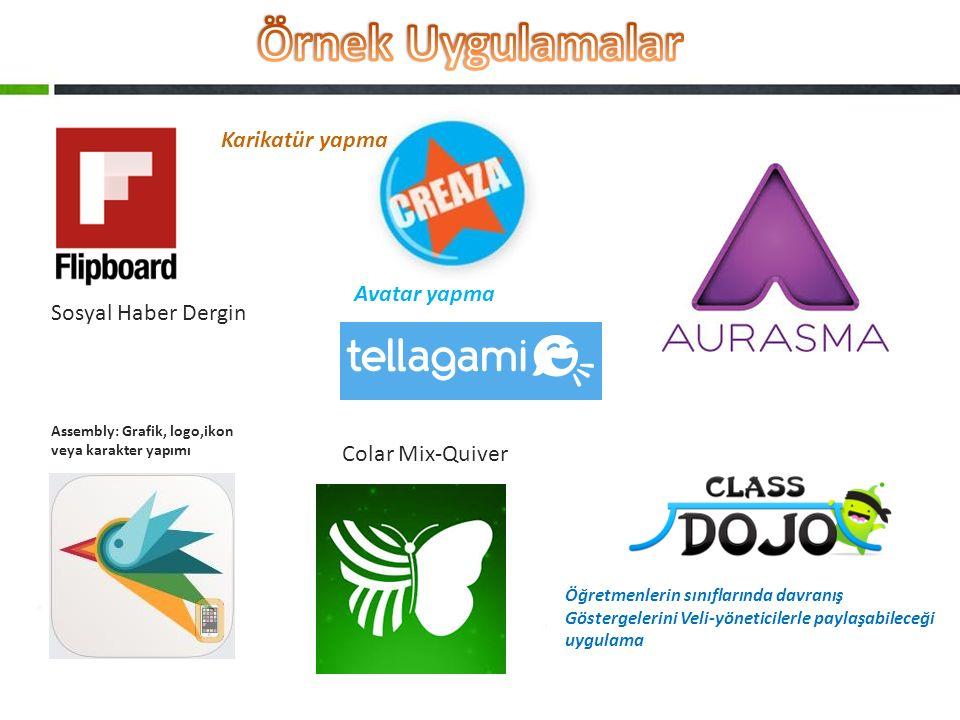 Assembly: Grafik, logo,ikon veya karakter yapımı Colar Mix-Quiver Sosyal Haber Dergin Öğretmenlerin sınıflarında davranış Göstergelerini Veli-yönetici