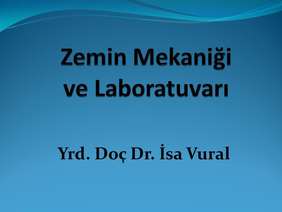 Yrd. Doç Dr. İsa Vural