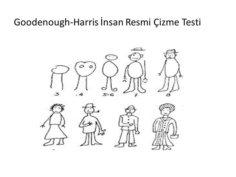 Goodenough-Harris İnsan Resmi Çizme Testi 50