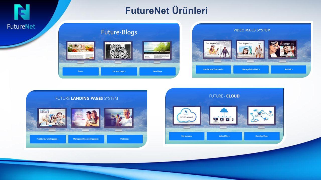FutureNet Ürünleri