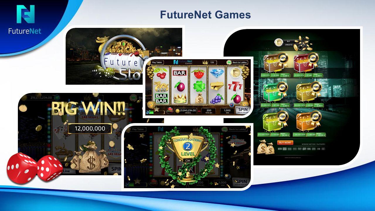 FutureNet Games