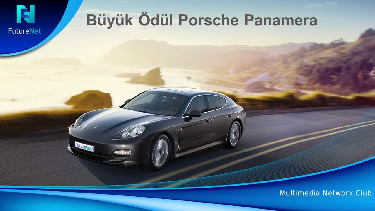 Büyük Ödül Porsche Panamera